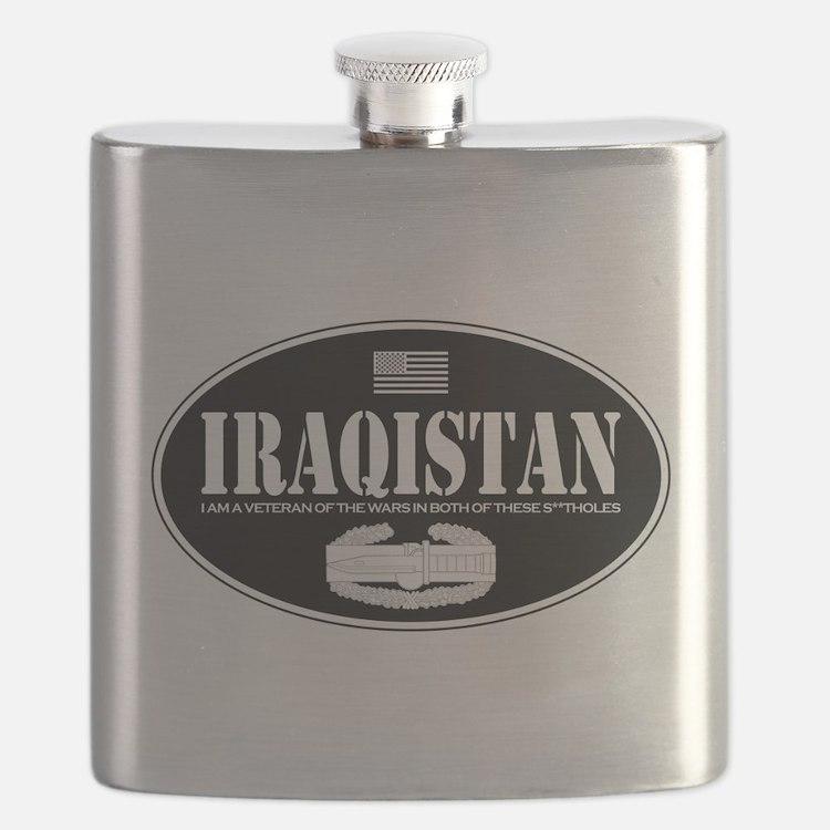 Iraqistan CAB Flask