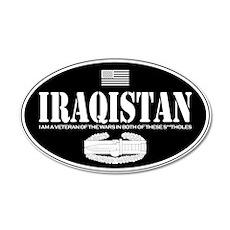 Iraqistan CAB Wall Decal