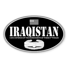 Iraqistan CAB Decal