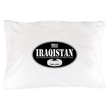 Iraqistan CAB Pillow Case