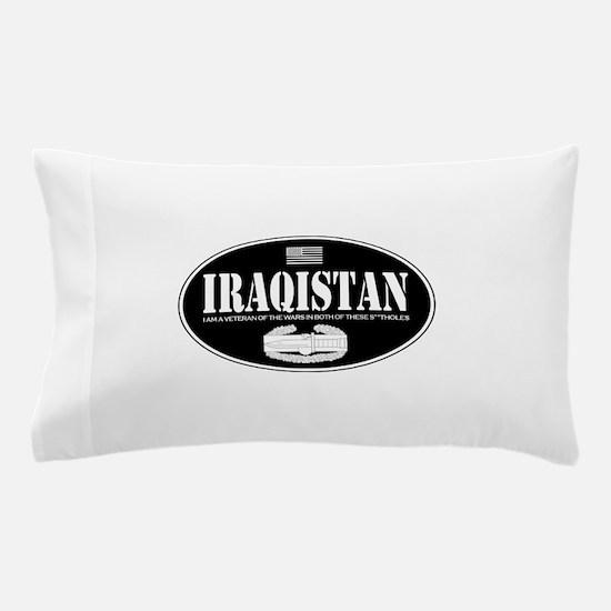 Iraqistan CAB Pillow Case