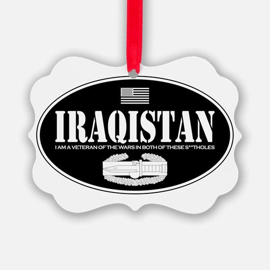Iraqistan CAB Ornament