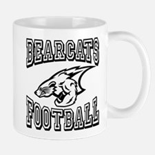Bearcats Football Mugs