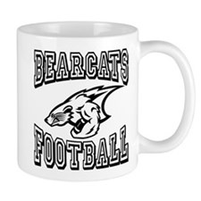 Bearcats Football Mugs