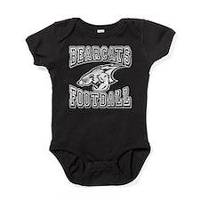 Bearcats Football Baby Bodysuit