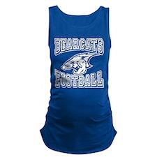 Bearcats Football Maternity Tank Top