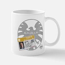 Agents of Shield Badge Mug