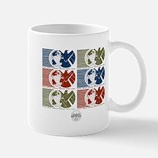 S.H.I.E.L.D. Symbols Mug