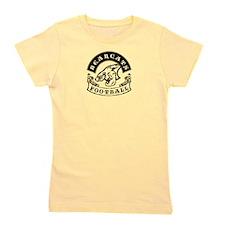 Bearcats Football Girl's Tee