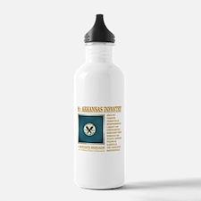 8th Arkansas Infantry (BH2) Water Bottle