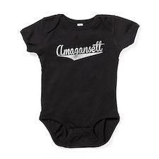 Amagansett, Retro, Baby Bodysuit