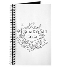 Afghan Hound mom Journal