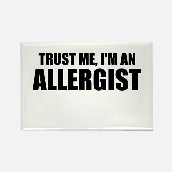 Trust Me, Im An Allergist Magnets