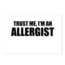 Trust Me, Im An Allergist Postcards (Package of 8)