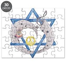 Peace Beats Puzzle