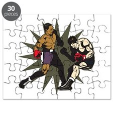 Boxing Knockout Fight Puzzle