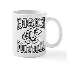 Bison Football Mugs