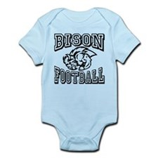 Bison Football Body Suit