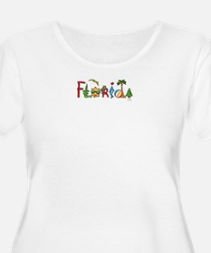 Cute University florida T-Shirt