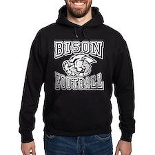 Bison Football Hoodie