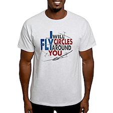 Glider Pilot Boasting T-Shirt