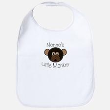 Nonno's Little Monkey Bib
