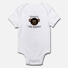 Nonno's Little Monkey Baby/Toddler bodysuits