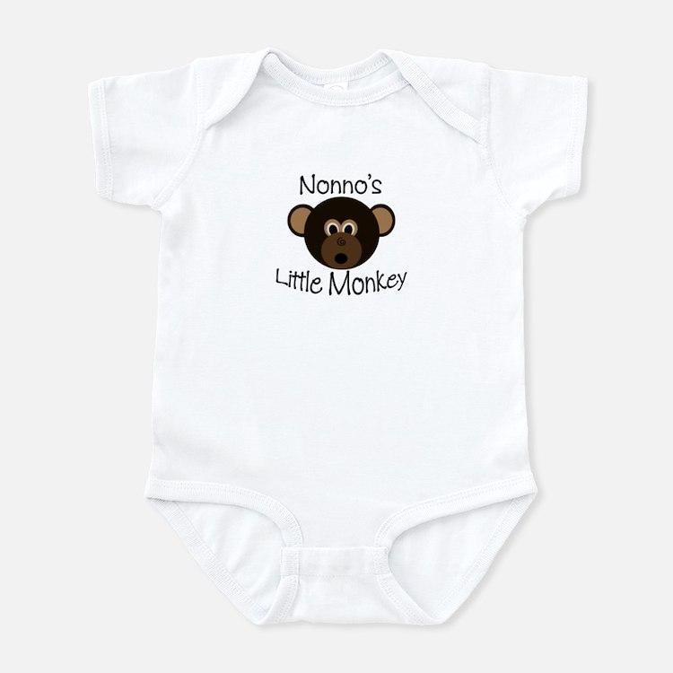 Nonno's Little Monkey Baby/Toddler bodysuits