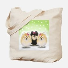 The Pom sisters Tote Bag