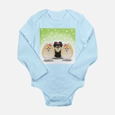 The Pom sisters Body Suit