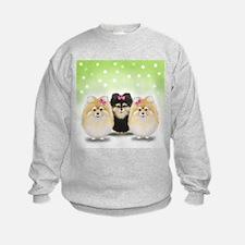 The Pom sisters Sweatshirt