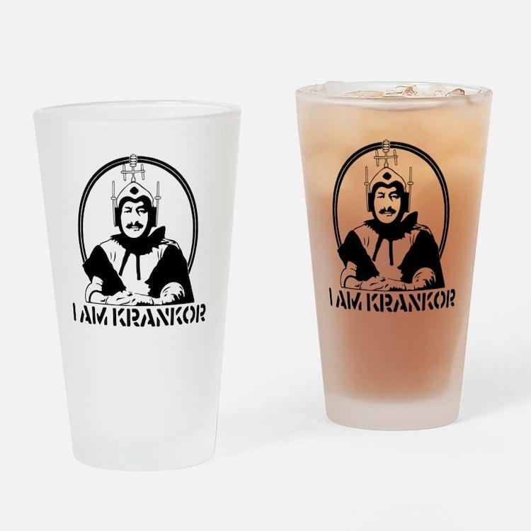 MST3K Krankor Drinking Glass