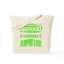Lymphoma United Tote Bag