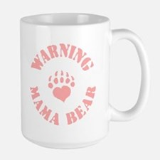 Warning - Mama Bear Mug