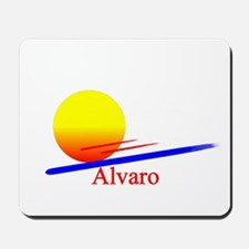 Alvaro Mousepad