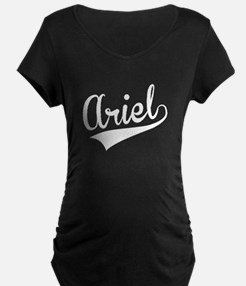 Ariel, Retro, Maternity T-Shirt
