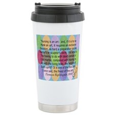 Cute School nurses Travel Mug