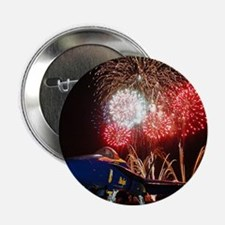 "Blue Angels Fireworks 2.25"" Button"