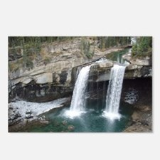 A Canadian Waterfall Postcards (Package of 8)