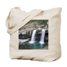 A Canadian Waterfall Tote Bag