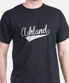 Ashland, Retro, T-Shirt