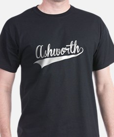 Ashworth, Retro, T-Shirt