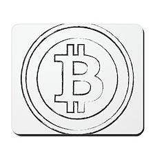 bitcoin4 Mousepad