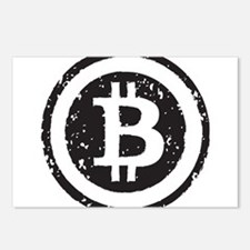bitcoin5 Postcards (Package of 8)