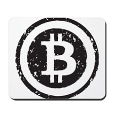 bitcoin5 Mousepad