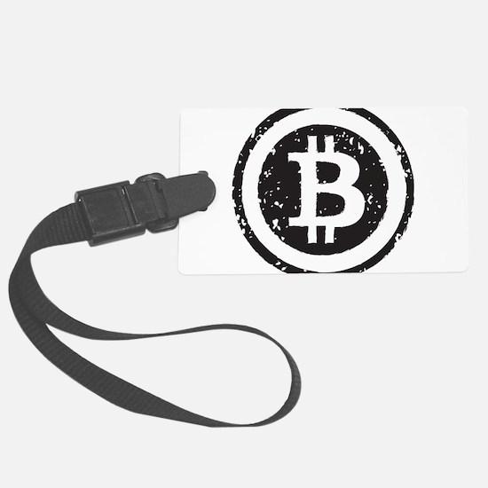bitcoin5 Luggage Tag