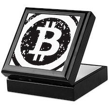 bitcoin5 Keepsake Box
