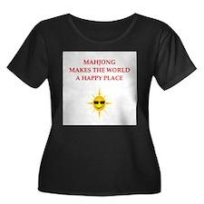 7 Plus Size T-Shirt
