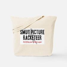 Smut Racketeer Tote Bag