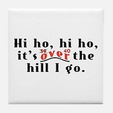 Hi Ho 40 Tile Coaster
